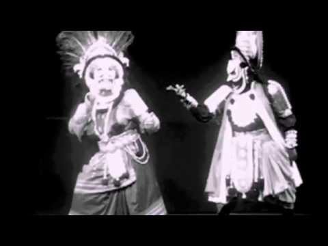 JATAYU MOKSHA badagu Yakshagana full by kalakendra Udupi in NSD Delhi part1