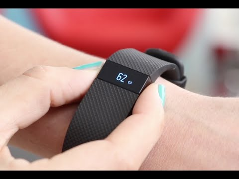 FitBit Charge HR Review - Best Fitness Tracker