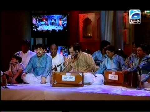 Khawaja E Mann Qibla E Mann( Manqabat ) By Rahat Fateh Ali Khan.mpeg video