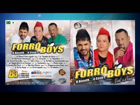 Forró Boys Vol. 5 - CD Completo  Vale a Pena