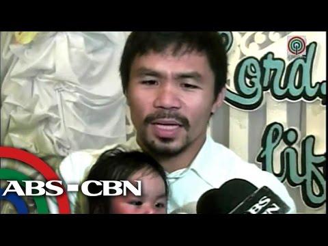 Bakbakang Pacquiao-Mayweather idinaan sa Twitter
