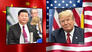 Trump And Xi Strike A Temporary Trade War Truce At G-20 Summit | NBC Nightly News