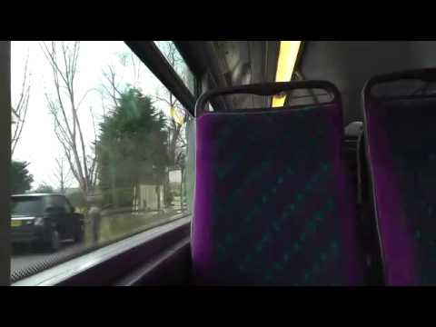 On Board Route 611 First Yorkshire Volvo B7TL Alexander ALX400 30912 (X767 VUA)