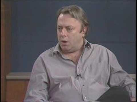 Conversations with History:  Christopher Hitchens