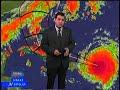 Huracán Irma se aproxima a Cuba. Parte meteorológico, miércoles 6 de sep. 20.00 horas