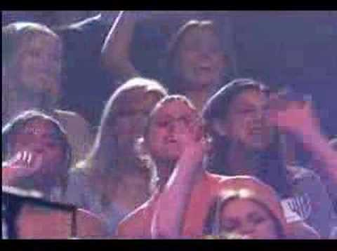 hoobastank  - the reason ( live at pepsi smash )