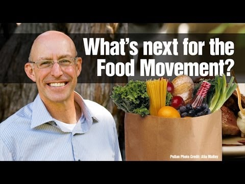 What's Next for the Food Movement? - with Michael Pollan - Horace Albright Lecture