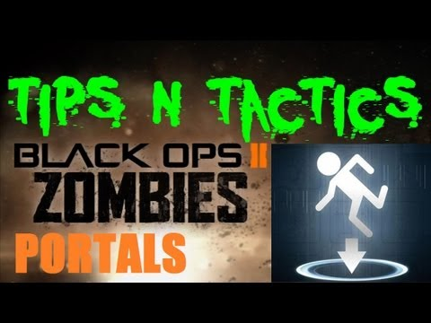 TranZit Zombies: Teleporters (Portals) Tutorial and Locations