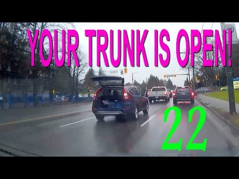 You Call This Driving ? Episode 22 - Vancouver, BC Canada (DashCam)