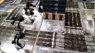 Battle Report #3 - Robotech RPG Tactics - Pitched Battle