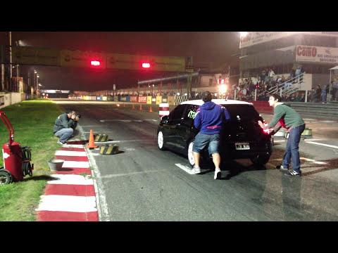 Citroen DS3 vs Audi TT RS (Clase 6 Galvez)
