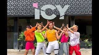 """ITZY """"ICY"""" - Male VER- Cover by """"PINKPRINTTEAM BOY - BALI"""