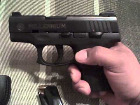 Taurus Millenium Pro PT111 9mm Review