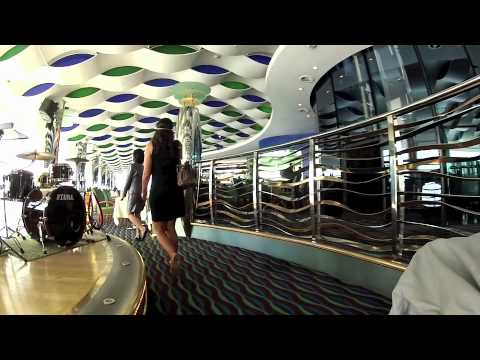 Burj Al Arab 7 Star Hotel video