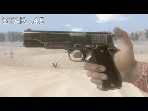 Far Cry 2 All Weapons INSPECTIONS(IDLE ANIMATIONS) [60 FPS]