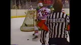 Referee Kerry Fraser Mic'ed Up 1986