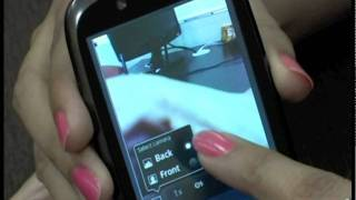 Motorola XT530 Phone Review Video (India 2011)