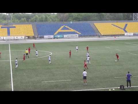 Видеообзор первого тайма матча Алтай-2005 - Иртыш-2005