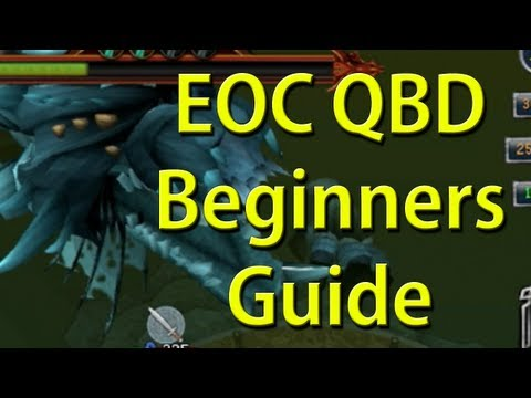 QBD EOC Beginners Melee Guide with no Overload/Packyak  – Runescape Queen Black Dragon Guide