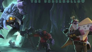 THE UNDERHOLLOW ( Dota Battle Royale First Look)