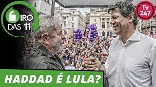 Giro das 11h: Haddad é Lula?