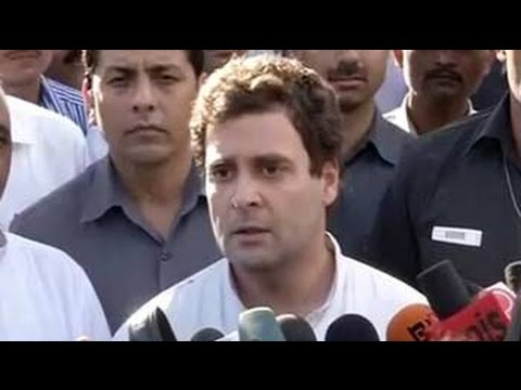 PM is playing drums in Japan instead of offering solutions: Rahul Gandhi