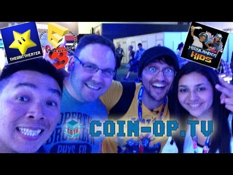 Electronic Entertainment Expo 2014 - Day 1 (E3) June 10, 2014