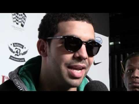 Rapper Drake And Best Friend Lebron James video