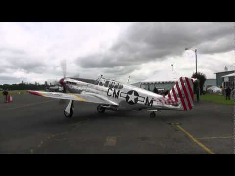 "The Collings Foundation P-51C ""Betty Jane"" June 16, 2011 Aurora, OR"