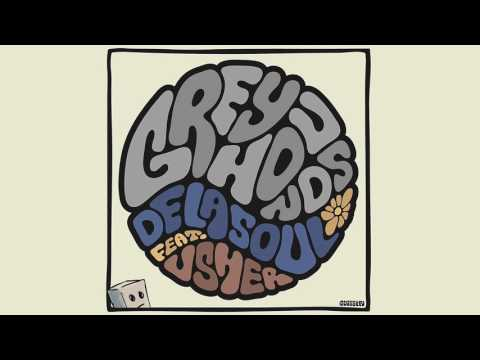 De La Soul - Greyhounds ft. Usher (Official Audio)