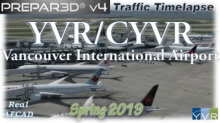 [P3D] FSDreamTeam - Vancouver International Airport (YVR/CYVR)