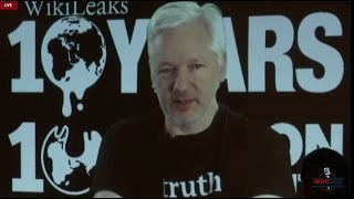 Full Event: Wikileaks/ange Hold Press Conference  10/4/16