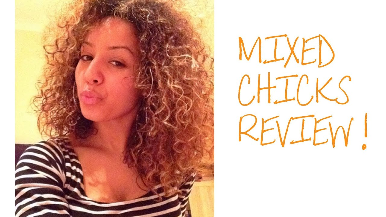 Mixed Chicks Product Review Natural Curly Hair