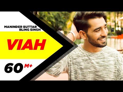 Viah (Full Video)   Maninder Buttar Ft. Bling Singh   Latest Punjabi Song 2016   Speed Records