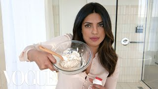 Priyanka Chopra's All-Natural, DIY Skin Secrets | Beauty Secrets | Vogue