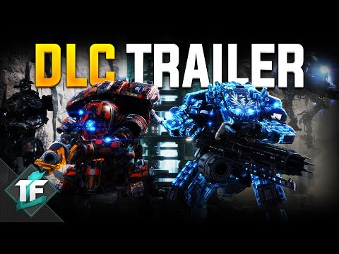 Titanfall 2 - Operation Frontier Shield DLC Gameplay Trailer + Info! (Frontier Defense Game Mode)