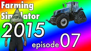 Farming Simulator 15 - West Valley USA Multiplayer - EP:7  LOGGING!!!!