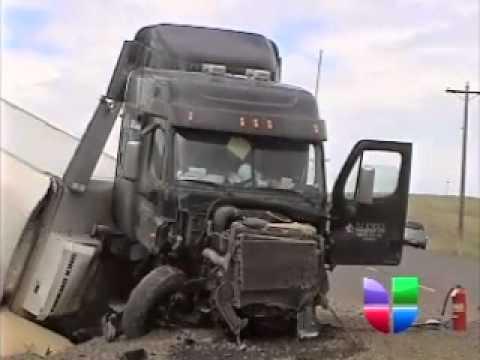 Mortal Accidente en la I-82