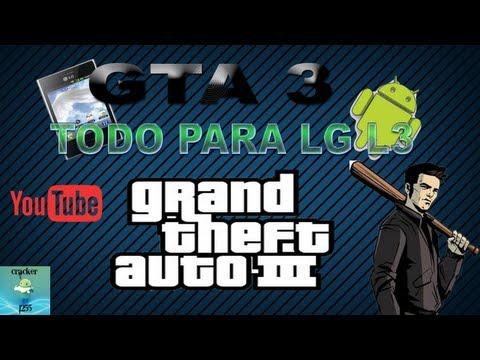 GTA 3 PARA LG L3