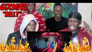 """6IX9INE """"Billy"""" (WSHH Exclusive - Official Music Video) - REACTION!"""