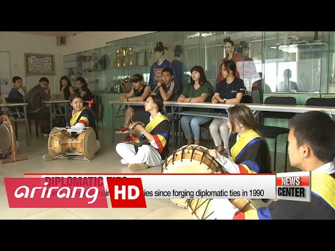 Arirang's special documentary 'Making Mongolia's Moments' spotlights 26 years of Korea-Mongolia...