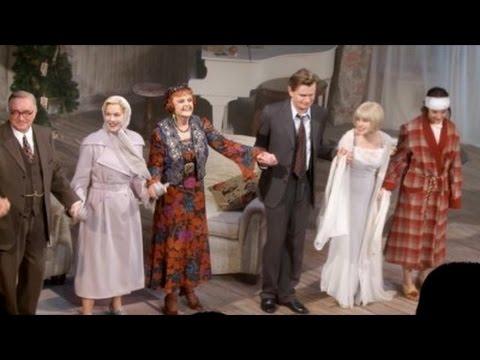Angela Lansbury Won Hearts In Blithe Spirit