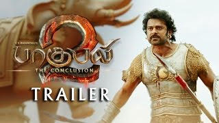Baahubali பாகுபலி 2 - The Conclusion Trailer