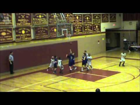 Javon Hernandez Basketball Highlights