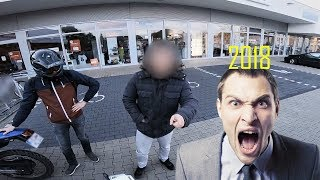 ANGRY PEOPLE vs. BIKER German Compilation | 2018