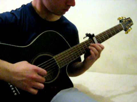 mad world tears for fears (acoustic guitar cover) youtube