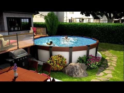 Club piscine contempra 2013 ad english version youtube for Piscine club piscine