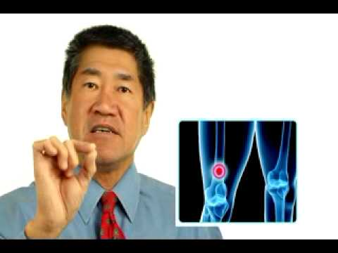 Another treatment for osteoarthritis of the knee?