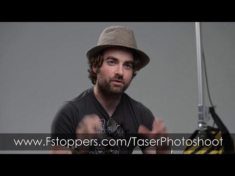 The Taser Photoshoot Original