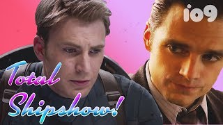 Captain America and Bucky Barnes Should Just Date Already | Total Shipshow